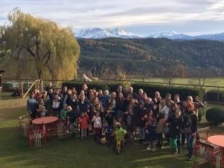 Familienwochenende 2018, Oberbozen am Ritten